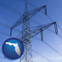florida electrical utility transmission towers