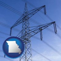 missouri electrical utility transmission towers