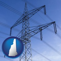 new-hampshire electrical utility transmission towers